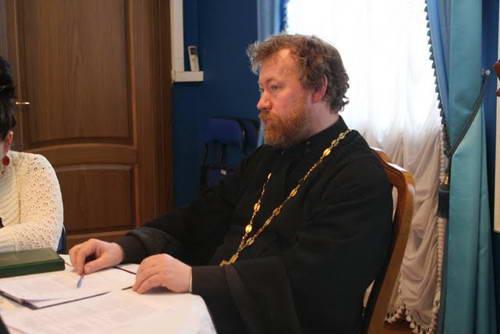 заседание Комиссии по церковной социальной деятельности при Епархиальном совете г.Москвы