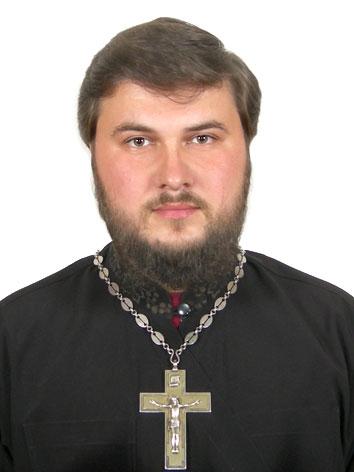 иерей Вадим Никулин